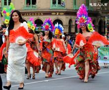 澳大利亚国庆节游行