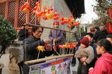 中国郑州城隍庙庙会