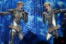 Jedward Eurovision 2012