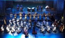 韩牟人领奏大型协奏曲《源》
