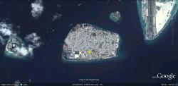 马累(Malé),位于同名的马累岛上