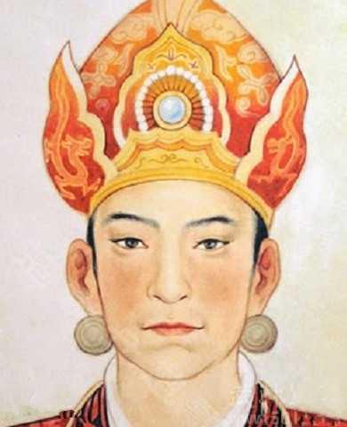 西夏的祖先党项族原居四川松潘高原,唐朝时迁居陕北.