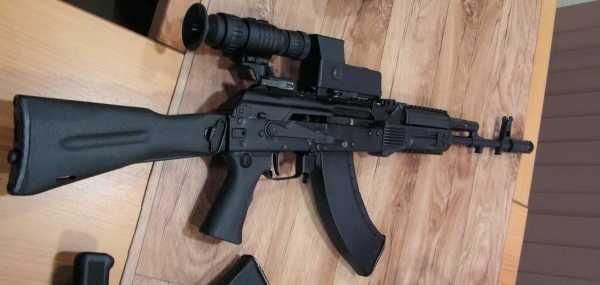 ak-103突击步枪