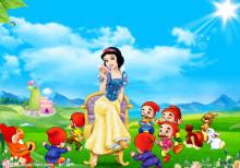 白雪公主的故事内容