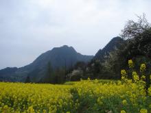 大渡河—美女峰
