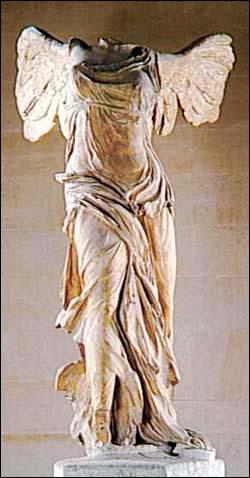萨莫色雷斯的胜利女神 _百度百科