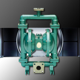 qby不锈钢气动隔膜泵图片