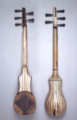六弦琴图片