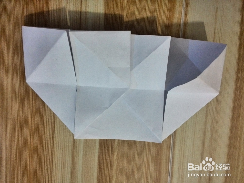 手工折纸--一箭穿双心