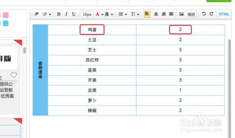 怎么在微信编辑器中更好的运用表格排版?图片