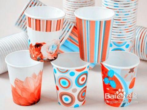 用纸杯做小礼盒的方法_手工艺图片