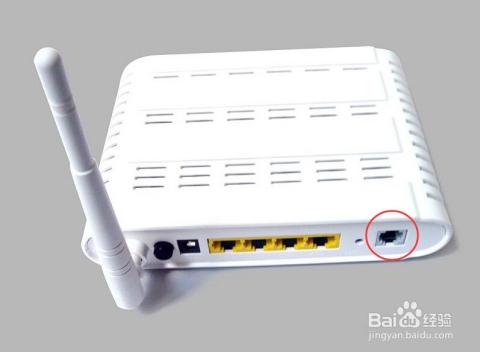 如何连接 adsl modem