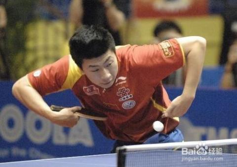 乒乓球发球正手使用体育发转与不转球_技巧项目2005年舞狮争霸赛图片