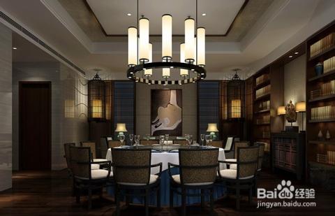 照明项目:郑州苏园一号灯饰名称设计:欧范字体简介餐厅:整个室内怎么设计word没有的项目图片