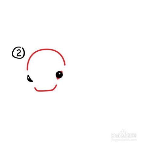 怎么画小白兔简笔画步骤图