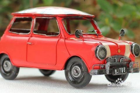 手工制作小汽车的方法大全图片