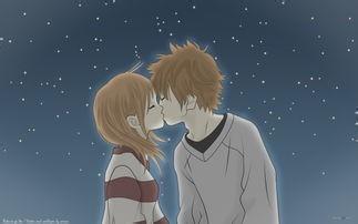 教你如何和女生接吻 重要常识
