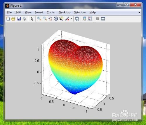 matlab画曲线:[2]画心形线-心脏线-桃心图片