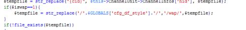 dede织梦系统栏目页同时生成wap手机版的html页