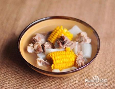 冬季v山药:山药玉米排骨汤特上排骨配什么式神图片