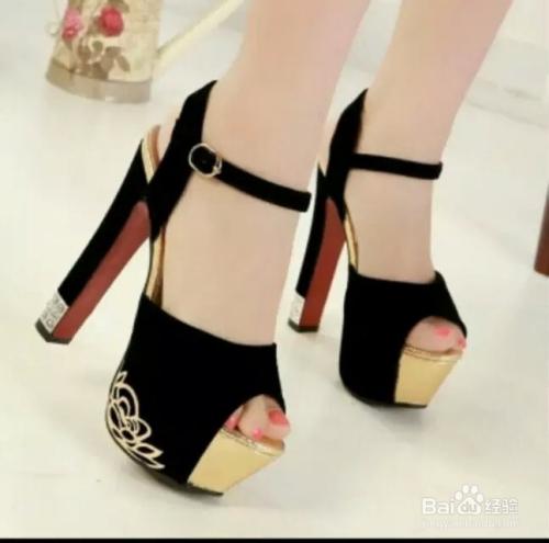 跳舞鞋 女鞋高根皮鞋