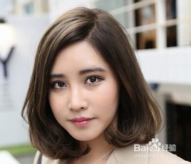 发型设计与脸型搭配(有图)图片