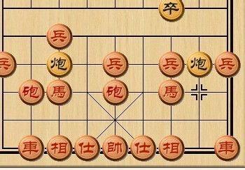 象棋的布局技巧图片
