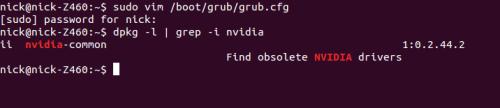 ubuntu无法进入图形界面的一种解决方案