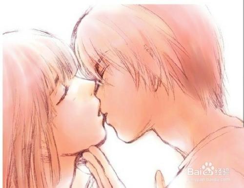 史上最全最销魂的接吻技巧图解1 史上最全最销魂的接吻技巧图解2 史