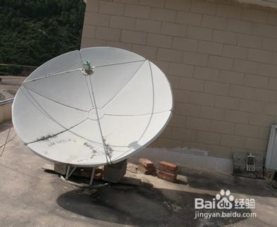 卫星锅被干扰了怎么办