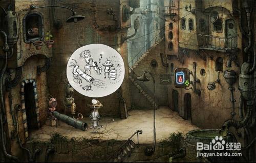 《机械迷城(machinarium)》玩法总攻略(六)图片