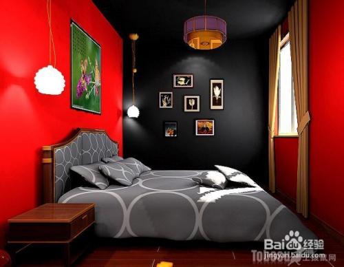 2013卧室装修效果图:现代简约