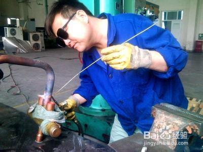 空调四通阀的焊接技巧图片