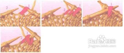 棒针编织的基本针法