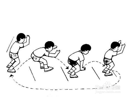 初中生过体育立定跳远寄语加试初中生新年100字图片