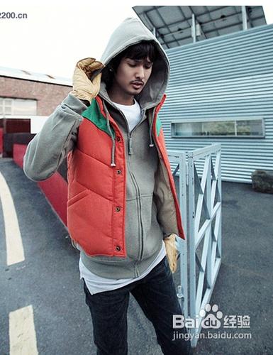 男士冬装搭配方法图片