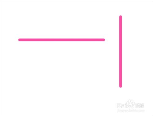 ps怎么画直线!