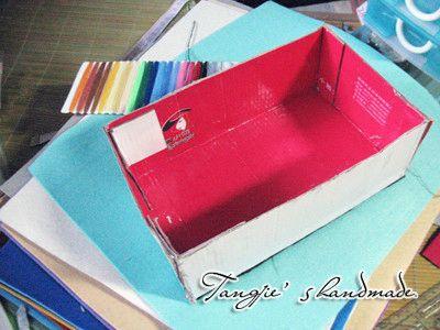 10.15 怎样用旧光盘小制作可爱的纸巾盒 16 2010.12.图片