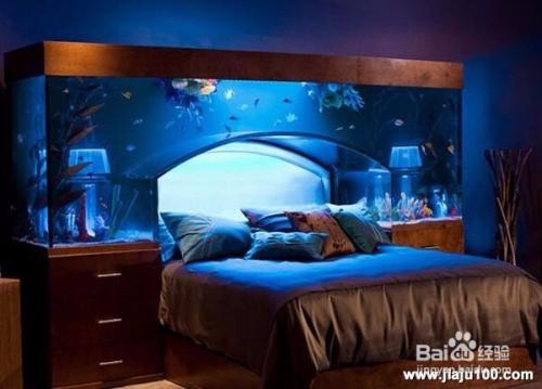 卧室家具摆放鱼缸有哪些风水宜忌?