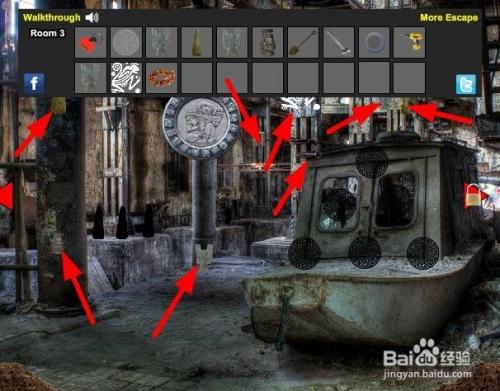 机械逃离逃脱废弃的密室工厂攻略乌鲁木齐冬季一日游攻略图片