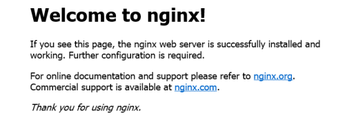 windows下安装以及配置nginx