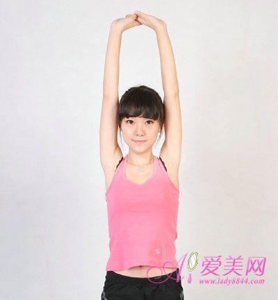 减掉分享肚子上的瘦脸的简单运动减肥操赘肉针打了不能躺图片