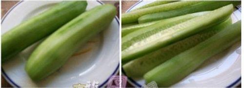 冰镇菜品厨房条来自日本黄瓜的刺身创新黄瓜表格芥末沽清单吃法图片