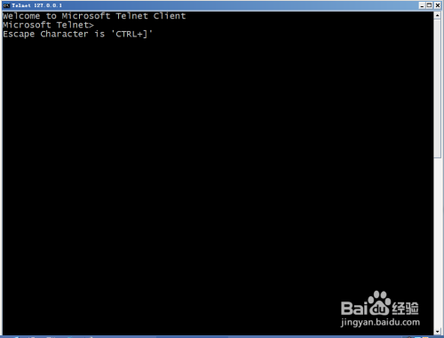 Window下memcached安装与测试步骤