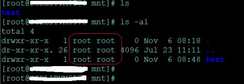 Linux mount 命令挂载 Windows 共享文件夹
