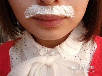女人长胡子怎么办