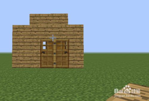 我的世界生存建筑小技巧图片