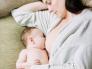 哺乳女人喂奶后图片