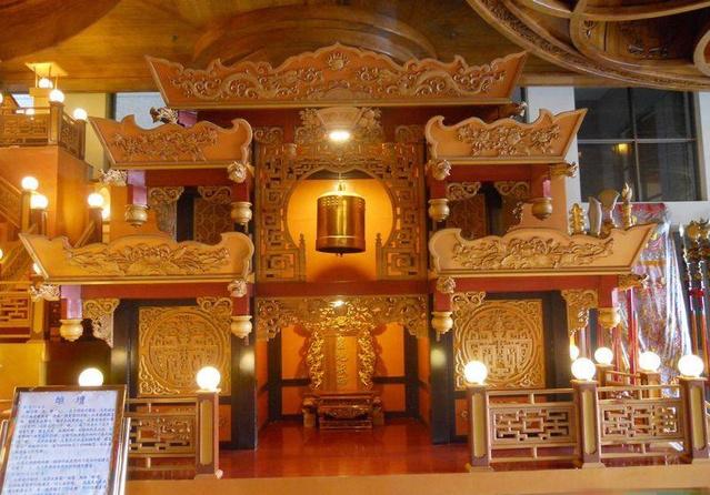 广西玉林云天宫:中国最大单体艺术宫殿,到底是谁建的?图片
