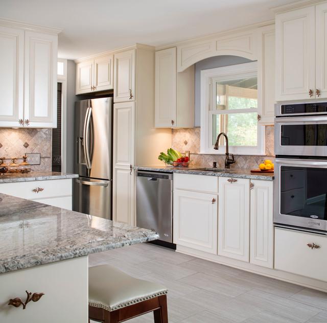 浓情地中海风格开放式厨房装修图例4图图片